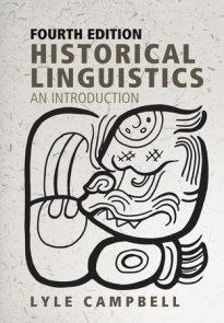 Historical Linguistics, fourth edition