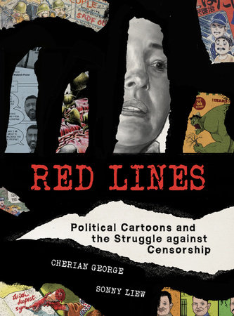 Red Lines by Cherian George and Sonny Liew