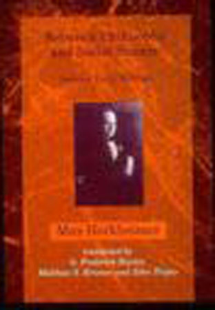 Between Philosophy and Social Science by Max Horkheimer