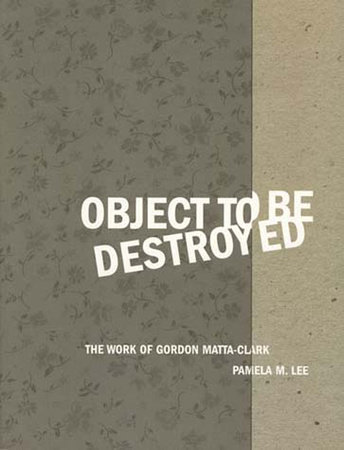 Object to Be Destroyed by Pamela M. Lee