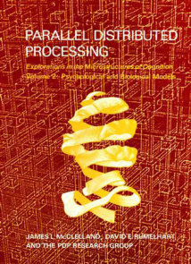 Parallel Distributed Processing, Volume 2