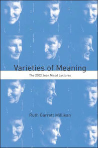 Varieties of Meaning