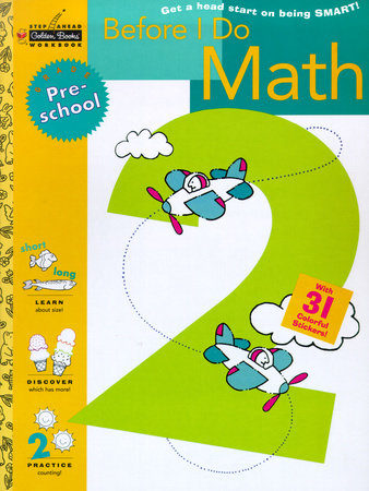 Before I Do Math (Preschool) by Stephen R. Covey