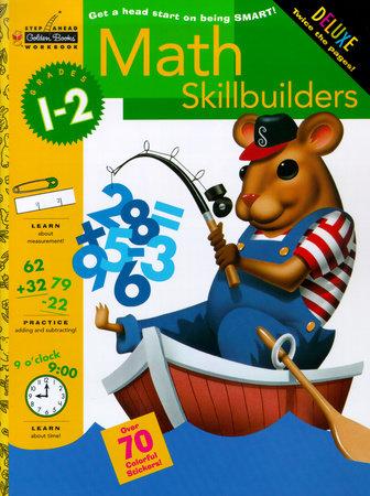 Math Skillbuilders (Grades 1 - 2) by Golden Books