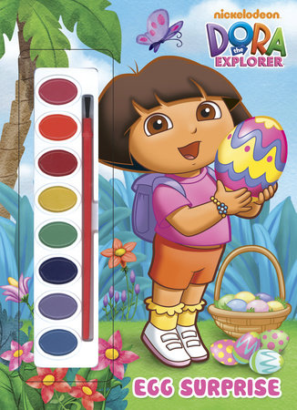 Egg Surprise (Dora the Explorer) by Golden Books