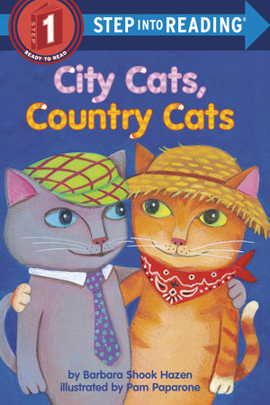 City Cats, Country Cats by Barbara Shook Hazen