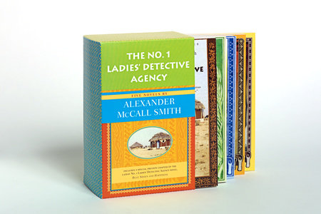 The No. 1 Ladies' Detective Agency 5-Book Boxed Set by Alexander McCall Smith