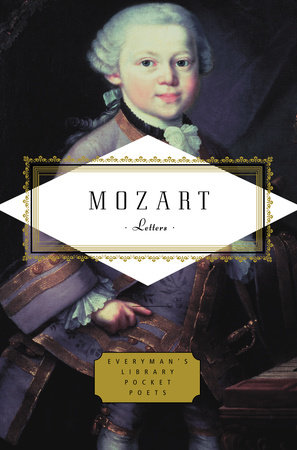 Letters by Wolfgang Amadeus Mozart
