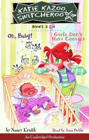 Katie Kazoo, Switcheroo: Books 3 and 4 by Nancy Krulik