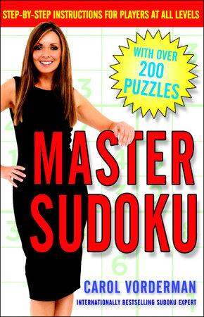 Master Sudoku by Carol Vorderman