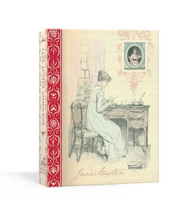 Jane Austen Address Book by Potter Gift and Jane Austen