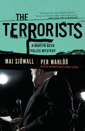 The Terrorists by Maj Sjowall and Per Wahloo