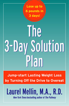The 3-Day Solution Plan by Laurel Mellin