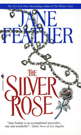 The Silver Rose by Jane Feather