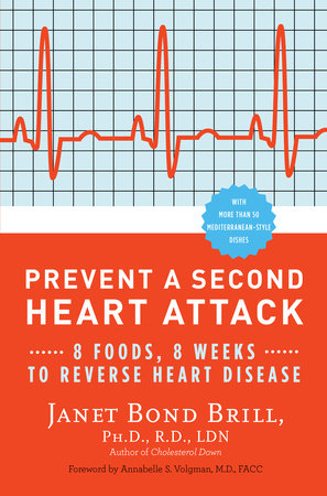 Prevent a Second Heart Attack by Janet Bond Brill, PhD, RD, LDN