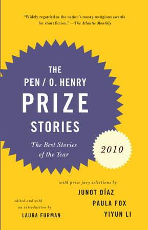PEN/O. Henry Prize Stories 2010 by