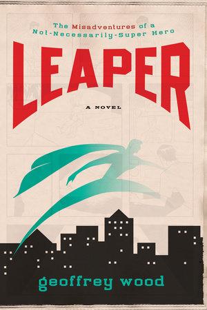 Leaper by Geoffrey Wood