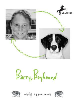 Barry Boyhound by Andy Spearman