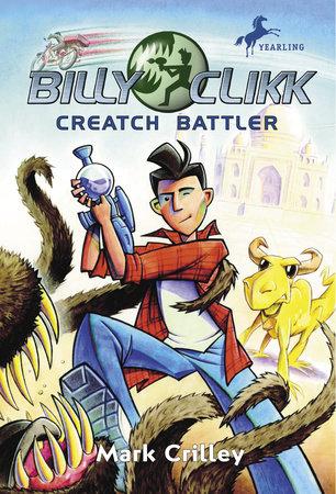 Creatch Battler by Mark Crilley