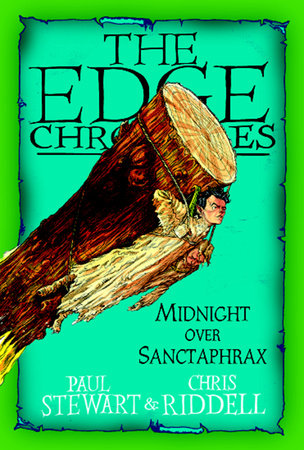 Edge Chronicles: Midnight Over Sanctaphrax by Paul Stewart and Chris Riddell