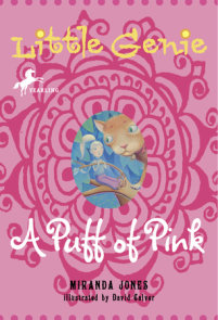 Little Genie: A Puff of Pink