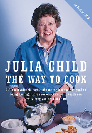 The Way To Cook DVD by Julia Child
