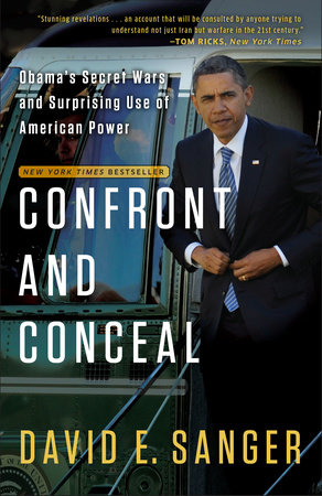 Confront and Conceal by David E. Sanger