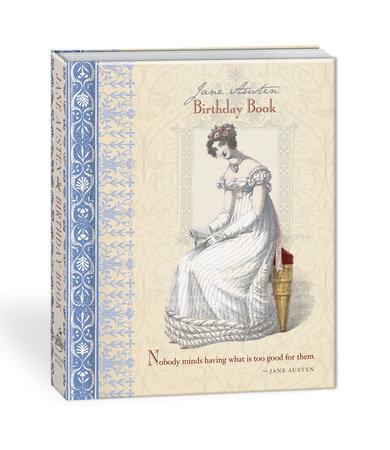 Jane Austen Birthday Book by Potter Gift and Jane Austen
