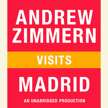Andrew Zimmern visits Madrid by Andrew Zimmern