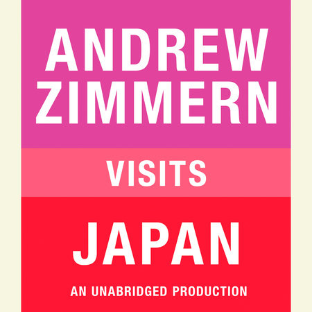 Andrew Zimmern visits Japan by Andrew Zimmern