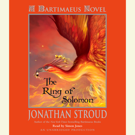 The Ring of Solomon: A Bartimaeus Novel by Jonathan Stroud