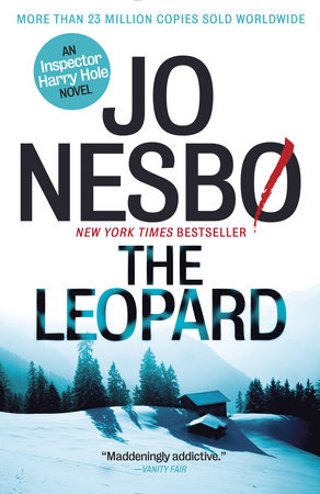 The Leopard by Jo Nesbo