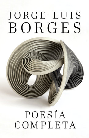 Poesía completa by Jorge Luis Borges