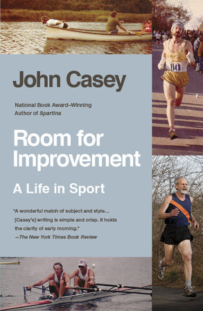 Room for Improvement by John Casey