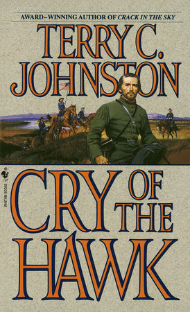 Cry of the Hawk by Terry C. Johnston