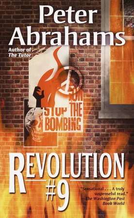 Revolution #9 by Peter Abrahams