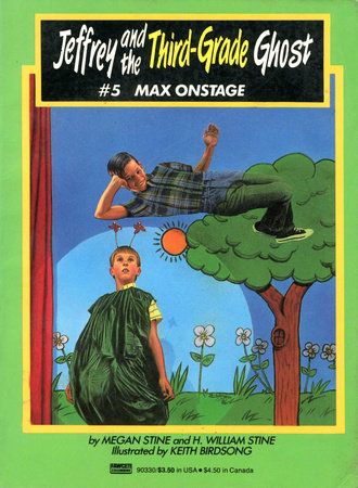 Max Onstage by Megan & H. William Stine