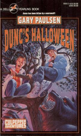 DUNC'S HALLOWEEN by Gary Paulsen