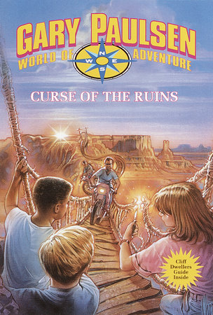 Curse of the Ruins by Gary Paulsen