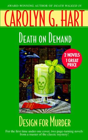 Death on Demand/Design for Murder by Carolyn Hart