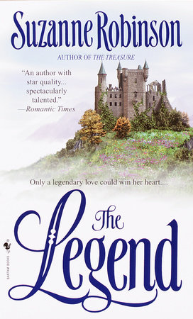 The Legend by Suzanne Robinson