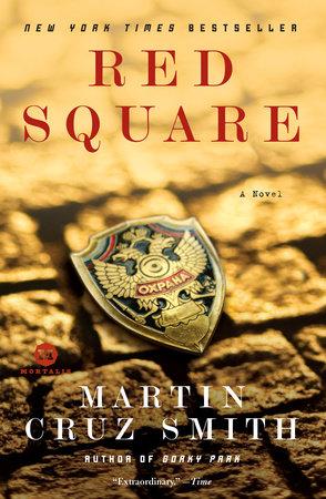Red Square by Martin Cruz Smith