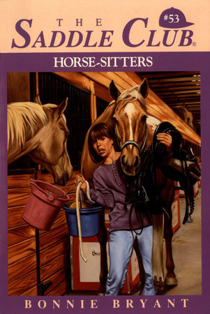 Horse-Sitters by Bonnie Bryant