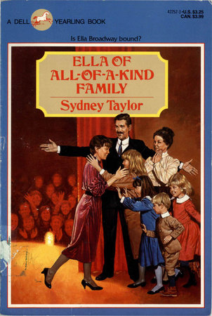 Ella of All-of-a-Kind Family