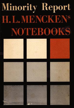 Minority Report by H.L. Mencken