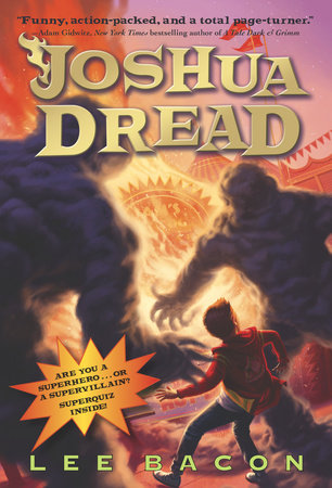 Joshua Dread by Lee Bacon