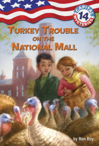 Capital Mysteries #14: Turkey Trouble on the National Mall