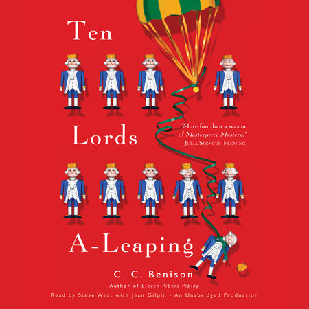 Ten Lords A-Leaping by C. C. Benison