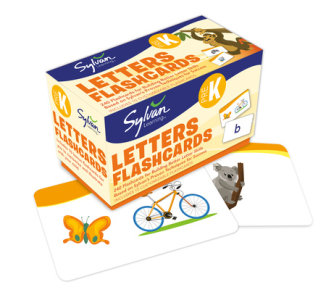 Pre-K Letters Flashcards