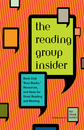 The Reading Group Insider by The eBook Insider